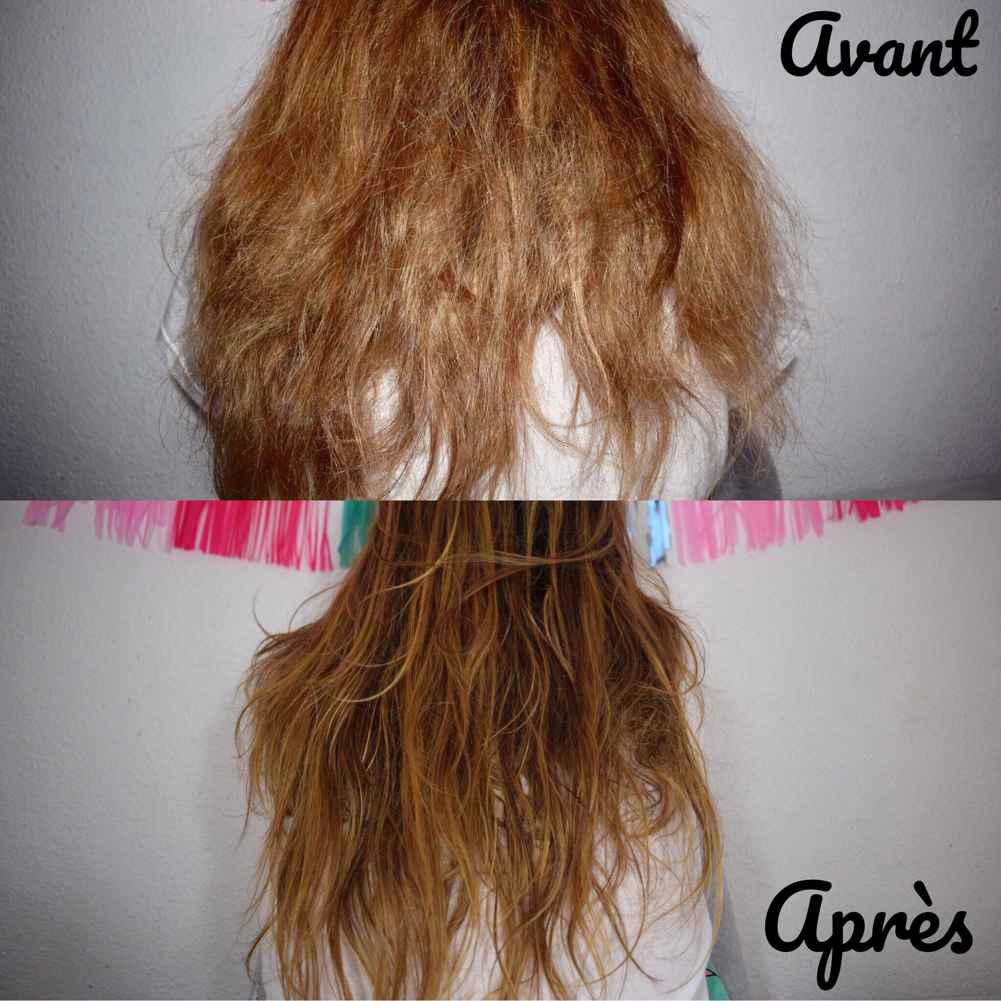 Soin keratine cheveux gras